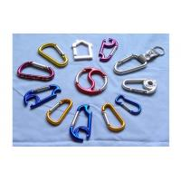 Wholesale Carabiner, Aluminum Hook, gift carabiner, metal hook from china suppliers