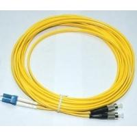 Wholesale ST-LC Duplex Single Mode Fiber Optic Patch Cord from china suppliers