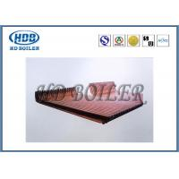 Wholesale Carbon Steel Alloy Steel Water Wall Panels / Water Cooling Wall ASME Standard from china suppliers