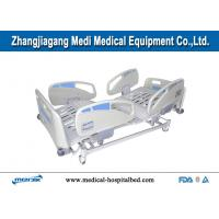 Wholesale Lateral Tilting Multifunction Electric Hospital Bed With Tactile Membrane Control from china suppliers