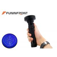 Wholesale 100 Leds 395NM LED UV Flashlight Powered by 6*aa for Pet Urine & Stains Detector from china suppliers