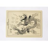 Wholesale Double Sides Dragon Photos Tattoo Practice Skin Permanent Tattoo For Beginners from china suppliers