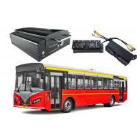 Buy cheap 3G Bus Passenger Counter , Vehicle DVR Camera System With RS232 / RS485 Protocol from wholesalers