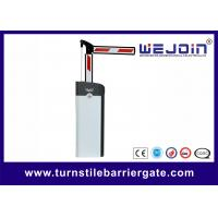 Wholesale Auto Car Parking System Electronic Barrier Gates for Hospital , Government , Railway from china suppliers