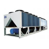 Wholesale R407C Screw Air Cooled Heat Recovery Unit With Spiral Axial Fan 85 - 470 Tons from china suppliers