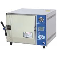 Wholesale Table Top Autoclave Steam Sterilizer Fully Stainless Steel 20 24 Liter With Touch Type Key from china suppliers