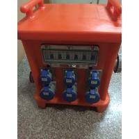 Wholesale Weather Resistance Temporary Power Distribution Box , Portable Spider Power Box from china suppliers