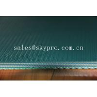 Wholesale Industrial PVC conveyor belt belting 7mm for stone / ceramic / marble from china suppliers