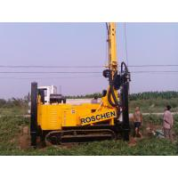 Wholesale 400m Water Well Drilling Rig Machine With Eaton Hydraulic Motor 12T Feed Force from china suppliers
