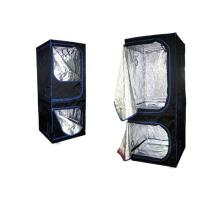 Wholesale Hydroponics Twin Grow tent for plant indoor growth from china suppliers
