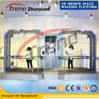 Wholesale Full Automatic Touch Screen VR Space Walk  2 Handles With 360° VR HTC Glasses from china suppliers