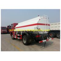 Wholesale 20cbm Fuel Oil Delivery Truck  6x4 engine 371 hp with warranty and parts from china suppliers