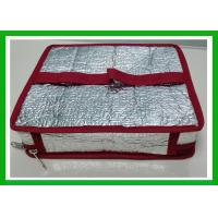 Wholesale Foam Silver Insulated Foil Bags / Foil Cool Shield Cake Packaging Bag Box from china suppliers