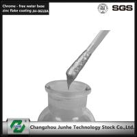 Wholesale Low Friction Zinc Flake Coating / Zinc Nickel Plating Good Heat Resistance JH-9610 from china suppliers