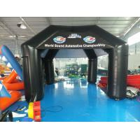 Wholesale Black Inflatable Airtight Tent from china suppliers