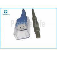 Wholesale Nellcor DB 9 pin spo2 sensor SpO2 adapter cable Mindray 0010-20-42594 from china suppliers