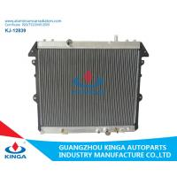 Wholesale Toyota Spare Parts Aluminium Car Radiators For HILUX INNOVA 04-DIESEL AT from china suppliers