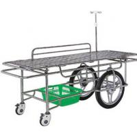 Wholesale Stainless-steel Stretcher with four castors MC-B4004S from china suppliers