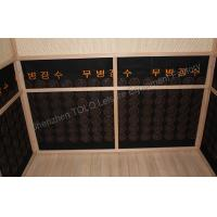 Wholesale Outdoor Far Infrared Sauna Cabin Room , Wood 2 Person Infrared Sauna from china suppliers