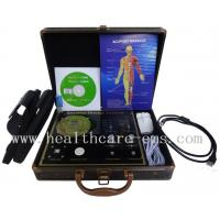 Wholesale Digital Body Fat Quantum Resonance Magnetic Health Analyzer French Version from china suppliers