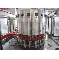Wholesale Automatic 3 In 1 Hot Filling Machine , Blueberry Juice Making Machine For Glass Bottle from china suppliers