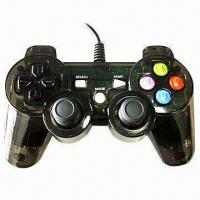 Wholesale PC Gamepad with Built-in Motor for Vibration Effect from china suppliers