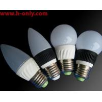 Wholesale 3X1W high power E27 Candle LED Bulb light from china suppliers