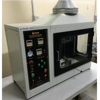 Buy cheap Building Material Ignitability Test Apparatus-- Single-Flame Source Test from wholesalers