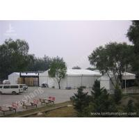 Quality 12M Water Proof White Fabric Cover Outdoor Event Tent for Movie Project for sale