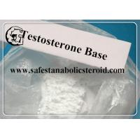 Wholesale Cutting Cycle Steroids Testosterone Base Steroid For Muscle Building CAS 58-22-0 from china suppliers