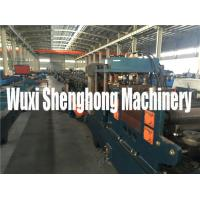 Wholesale 15KW Steel Purplin Cold Roll Forming Machine PLC Controlling System from china suppliers