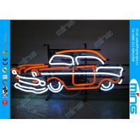 Wholesale Flashing Advertisement Neon Sign Lamp 7mm OD with CE UL for Car Shop from china suppliers