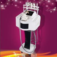 Quality Vacuum Roller Ultrasonic Cryolipolysis Slimming Machine Multipolar RF for sale