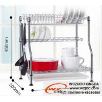 Buy cheap Three tier dish rack from wholesalers