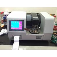 Wholesale Fully-automatic Pensky-Martens Closed Cup Flash Point Tester from china suppliers