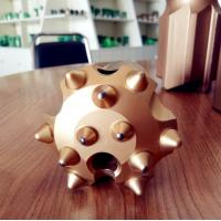 Buy cheap Drilling Tools Button Drill Bit Convex Face 76mm 64mm T38 Button Bit from wholesalers