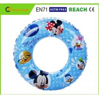 Dia 100cm Inflatable Swim Ring Mickey / Minnie Disney Pool Toys Swim Set