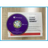 Wholesale Microsoft Windows10 pro 64BIT DVD OEM License COA sticker German version from china suppliers