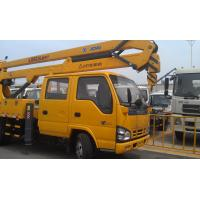 Wholesale 96kw Platforms Boom Lift Truck Horizontal Reaches Up To 18 Meters from china suppliers