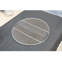 Wholesale Round crooked BBQ stainless steel grill mesh from china suppliers