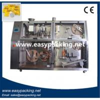 Wholesale Automatic Nespresso Coffee Pod Filling Machine from china suppliers