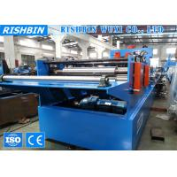 Wholesale Color Steel C Section C Channel Roll Forming Machine for Pre Engineered Building from china suppliers