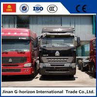Buy cheap Prime Mover Truck 371HP Euro2 Standard Emission A7-G Cab truck head tractor truck from wholesalers
