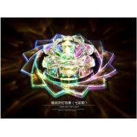 Wholesale Lotus Flower Crystal Hallway Lights LED ceiling light from china suppliers