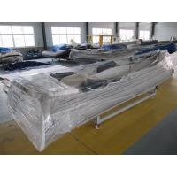 Wholesale V - Shaped Bottom FRP rigid hull inflatable boats sports rib480A CE certificate from china suppliers
