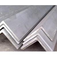Wholesale SUS / AISI / ASTM 304 Stainless Steel Equal Angle Bar Length 1000mm - 6000mm from china suppliers