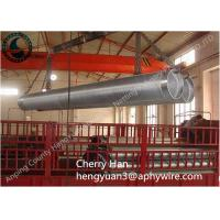 Wholesale Stainless Steel Wedge V Wire Screen , Metal Well Pipe Screens Liquid Filter from china suppliers
