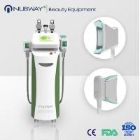 Wholesale Best effect Hot 5 handles cryolipolysis body slimming beauty machine for clinic in advance from china suppliers