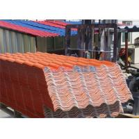Quality Three Layer Roof Panel Roll Forming Machine 400kgh High Production Efficiency for sale