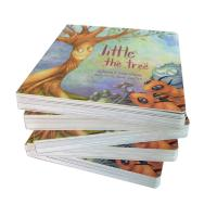 China Magnet Children'S Board Book Printing Personalized Picture Board Books on sale